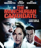 The Manchurian Candidate - Movie Cover (xs thumbnail)