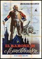 Baron Prásil - Italian Movie Poster (xs thumbnail)
