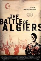 La battaglia di Algeri - Movie Poster (xs thumbnail)