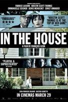 Dans la maison - British Movie Poster (xs thumbnail)