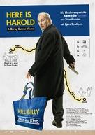 Her er Harold - Swiss Movie Poster (xs thumbnail)