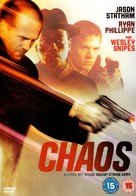 Chaos - British Movie Cover (xs thumbnail)