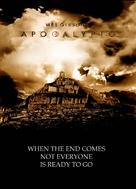 Apocalypto - DVD cover (xs thumbnail)