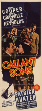 Gallant Sons - Movie Poster (xs thumbnail)