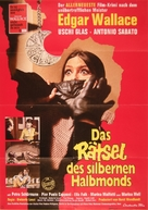 Sette orchidee macchiate di rosso - German Movie Poster (xs thumbnail)