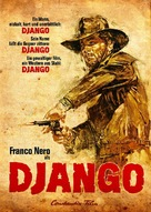 Django - German Movie Cover (xs thumbnail)