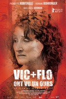 Vic et Flo ont vu un ours - Canadian Movie Poster (xs thumbnail)