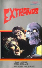 The Strangeness - Spanish VHS cover (xs thumbnail)