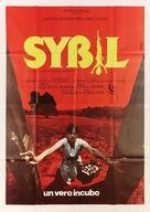 Sybil - Italian Movie Poster (xs thumbnail)