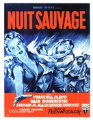 Devil's Canyon - French Movie Poster (xs thumbnail)