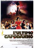 L'ultimo capodanno - Italian Movie Poster (xs thumbnail)