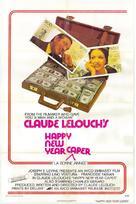 Bonne année, La - Movie Poster (xs thumbnail)