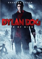 Dylan Dog: Dead of Night - DVD cover (xs thumbnail)