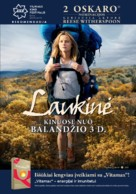 Wild - Lithuanian Movie Poster (xs thumbnail)