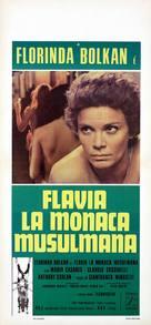 Flavia, la monaca musulmana - Italian Movie Poster (xs thumbnail)