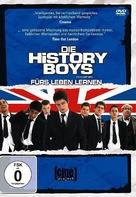 The History Boys - German Movie Cover (xs thumbnail)