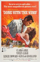 Gone with the Wind - Re-release movie poster (xs thumbnail)