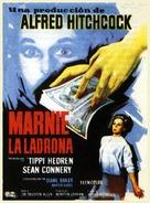 Marnie - Spanish Movie Poster (xs thumbnail)