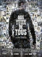 Aux yeux de tous - French Movie Poster (xs thumbnail)
