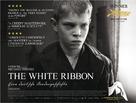 Das weiße Band - Eine deutsche Kindergeschichte - British Movie Poster (xs thumbnail)