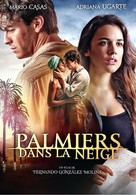 Palmeras en la nieve - French DVD cover (xs thumbnail)