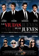 Las viudas de los jueves - Spanish Movie Poster (xs thumbnail)