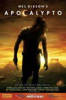 Apocalypto - Australian Movie Poster (xs thumbnail)