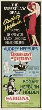 Breakfast at Tiffany's - Combo movie poster (xs thumbnail)