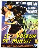 The Moonlighter - Belgian Movie Poster (xs thumbnail)