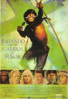 At Play in the Fields of the Lord - Spanish Movie Poster (xs thumbnail)
