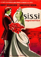 Sissi - Die junge Kaiserin - French Movie Poster (xs thumbnail)