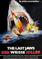 L'ultimo squalo - German Movie Poster (xs thumbnail)