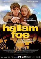 Hallam Foe - Dutch Movie Poster (xs thumbnail)