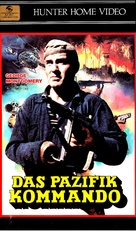 The Steel Claw - German VHS cover (xs thumbnail)