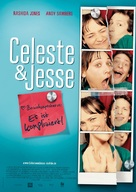 Celeste and Jesse Forever - German Movie Poster (xs thumbnail)