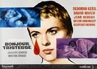 Bonjour tristesse - German Movie Poster (xs thumbnail)