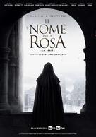"""""""Der Name der Rose"""" - Italian Movie Poster (xs thumbnail)"""