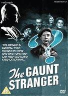 The Gaunt Stranger - British DVD movie cover (xs thumbnail)