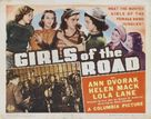 Girls of the Road - Movie Poster (xs thumbnail)