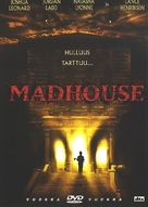 Madhouse - Finnish Movie Cover (xs thumbnail)