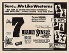 Sept pèchès capitaux, Les - Movie Poster (xs thumbnail)