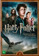 Harry Potter and the Prisoner of Azkaban - Brazilian Movie Cover (xs thumbnail)
