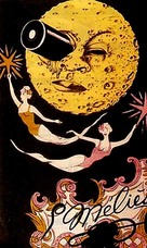 Le voyage dans la lune - French Movie Poster (xs thumbnail)
