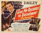 Give My Regards to Broadway - Movie Poster (xs thumbnail)