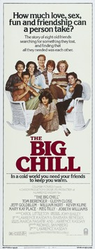 The Big Chill - Movie Poster (xs thumbnail)