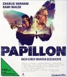 Papillon - German Movie Cover (xs thumbnail)