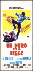Walking Tall - Italian Movie Poster (xs thumbnail)