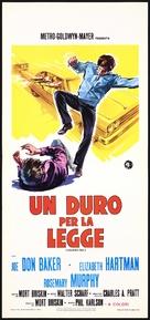 Walking Tall - Italian Movie Poster (xs thumbnail)