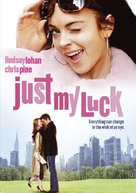 Just My Luck - DVD cover (xs thumbnail)