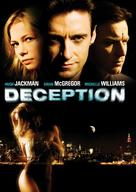 Deception - DVD cover (xs thumbnail)